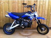 Thumpstar 120 - pit bike pitbike YZ CR RM KX 80 85 125 thump