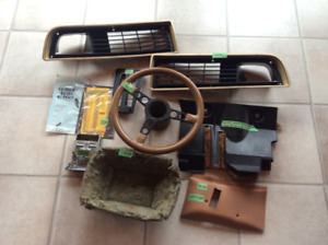 Trans AM parts previously owned