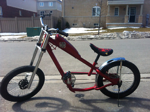 WEST COAST JESSE JAMES CHOPPER* BICYCLE * FOR SALE
