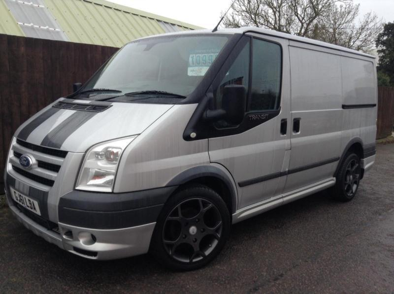ford transit sport 2 2tdci 140ps eu5 260s van 260 swb sport in huntingdon. Black Bedroom Furniture Sets. Home Design Ideas