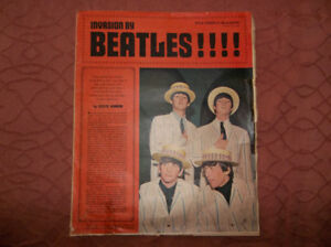 BEATLES STAR WEEKLY MAGAZINE