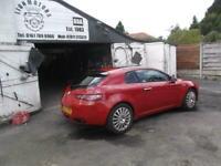 Alfa Romeo Brera 2.4JTD SV TURBO DIESEEL
