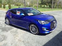 2013 Hyundai Veloster Turbo ( Take over Payments)