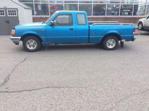 1996 Ford xlt Pickup Truck ranger