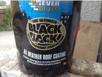 Black Jack roofing coating