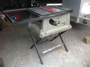 table saw portercable brand commercial grade London Ontario image 1