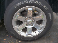 dodge ram tire's and rims