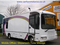 2007 Iveco Eurocargo Mobile Library Bus Exhibition-Motorhome-Showroom-Shop