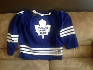 Brand new with tags Toronto maple leafs jersey