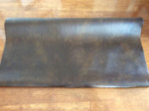 Synthetic Leather Fabric - 9 yards
