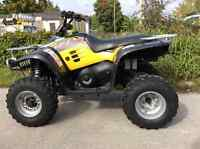 2005 Polaris Trailboss 330