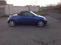 24/7 Trade sales NI Trade Prices for the public 2003 Ford Street KA 1.6 Luxury convertible Blue
