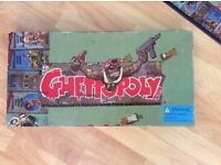 Rare collectible adult game Ghettopoly
