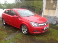 2009 ASTRA SXI MOTD SPARES/REPAIR/PARTS ONLY 550£.
