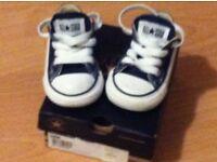 Toddler converse size 3