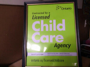 childcare open 24/7 in mitchell Stratford Kitchener Area image 2