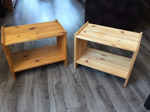 Tables d'appoint - Side tables