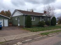 247 Noel St. House for rent near Moncton Hospital.