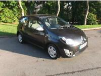 2010 Renault Twingo 1.2 16V ( 75bhp ) I Music Only 44315 Miles