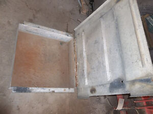in the frame tool box $50 Cambridge Kitchener Area image 2
