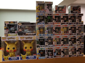 Funko Clearance (DBZ, Supernatural, Exclusives)