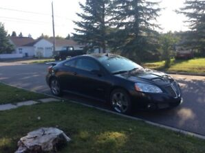 2009 Pontiac G6 GXP in good condition with minor issues
