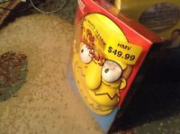 THE SIMPSONS TWELFTH SEASON LIMITED COLLECTORS BOX SEALED