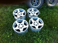 "15"" 5-bolt wheels for sale"