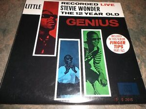 STEVIE WONDER: ALBUMS Kitchener / Waterloo Kitchener Area image 1