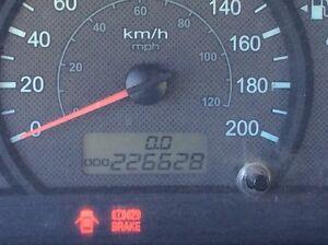2003 Hyundai Accent for sale Moose Jaw Regina Area image 2
