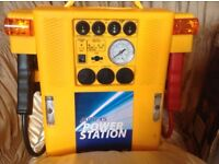 Brand new Portable power station jump starter/air compressor (auto-x5) £35
