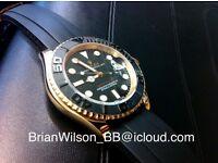 Rolex Yachtmaster Everose Gold Swiss ETA