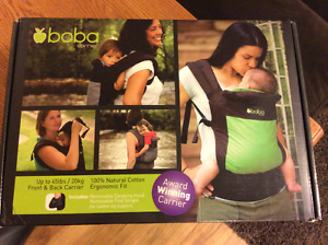 Boba Baby Carrier- for up to 45 lbs