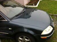 2003 VW Passat GLX 4Motion $1000 OBO