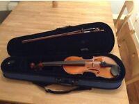 Half size Knight violin