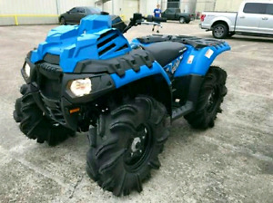 2017 Polaris Sportsman 850 XP High Lifter
