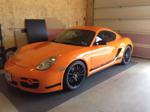 2008 Porsche Cayman S sport limited edition Coupe (2 door)