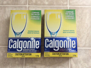 Calgonite Powder Dishwasher Detergent