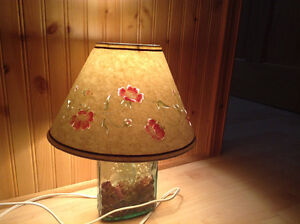 Home made lamp