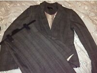 Next suit, Debenhams Dress, Next top
