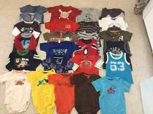 Boys 6-12 months clothes -100 items