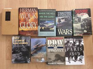 War books LOT