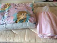 Single girls bedding frozen