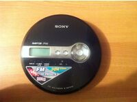 SONY CD WALKMAN ( D-NF340 )