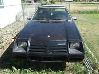 RARE 1982/83 Dodge Rampages