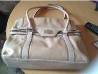 Ladies Light Pink Shoulder bag/Handbag by Next Used £7