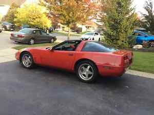 1987 Corvette for trade, swap