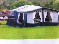 Pennine countryman folding camper with motor mover platinum edition