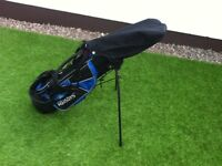 Boys or ladies golf bag and clubs