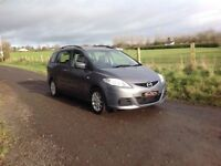 24/7 Trade sales NI Trade Prices for the public 2008 Mazda 5 1.8 TS 2 Full mot 7 Seater